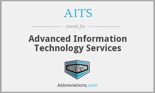 AITS - Advanced Information Technology Services