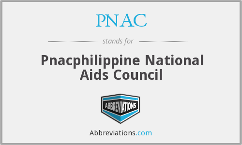 PNAC - Pnacphilippine National Aids Council