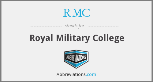 RMC - Royal Military College