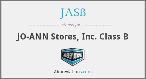 What does JASB stand for?