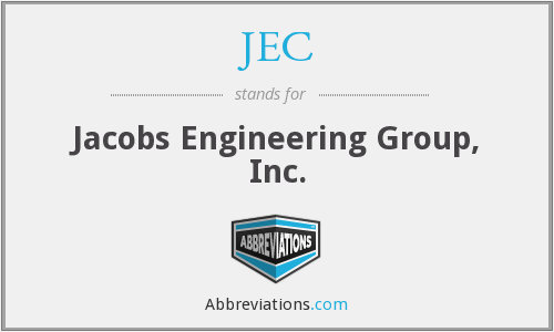 JEC - Jacobs Engineering Group, Inc.