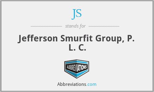 JS - Jefferson Smurfit Group, P. L. C.