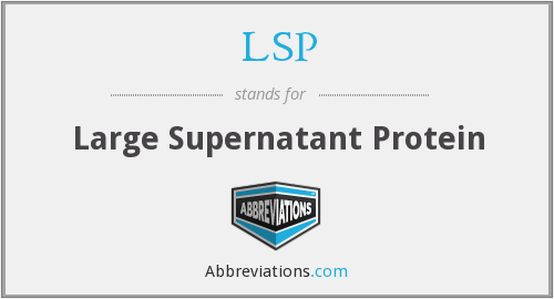 What does supernatant stand for?