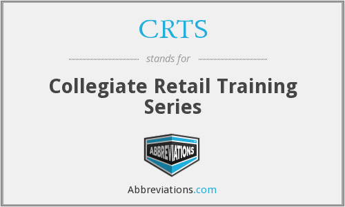 CRTS - Collegiate Retail Training Series