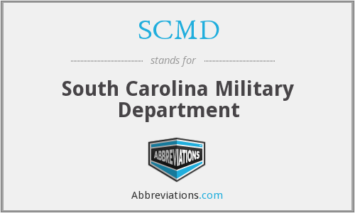 What does SCMD stand for?