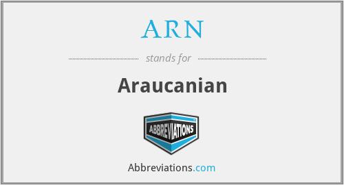 ARN - Araucanian