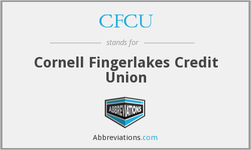 CFCU - Cornell Fingerlakes Credit Union