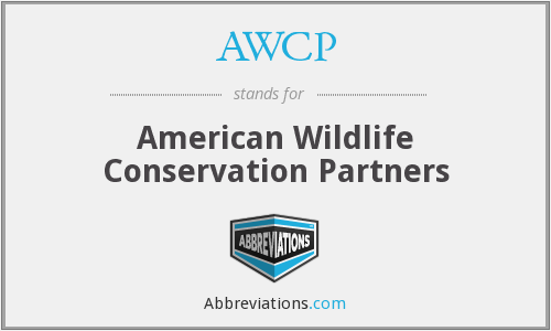 AWCP - American Wildlife Conservation Partners