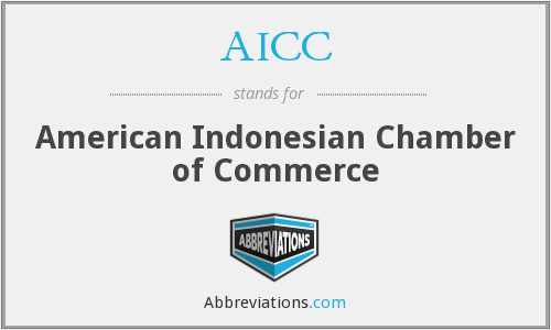 AICC - American Indonesian Chamber of Commerce