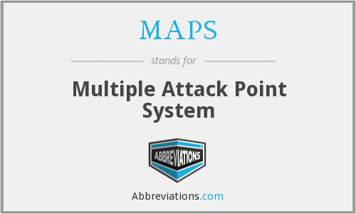 MAPS - Multiple Attack Point System