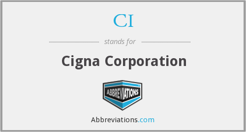 CI - Cigna Corporation