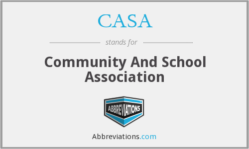 CASA - Community And School Association
