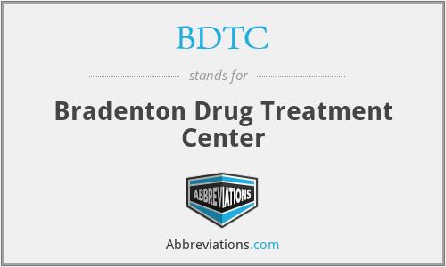 BDTC - Bradenton Drug Treatment Center