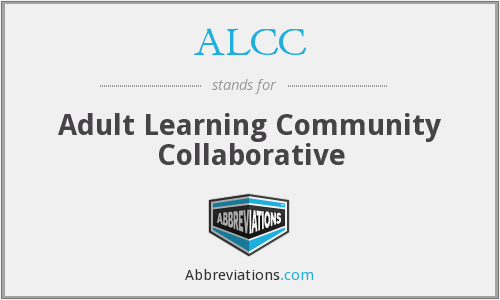 ALCC - Adult Learning Community Collaborative