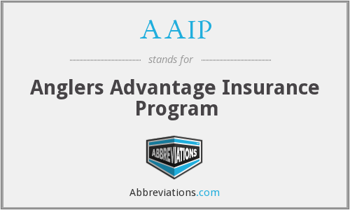 AAIP - Anglers Advantage Insurance Program