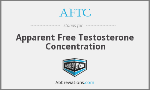AFTC - Apparent Free Testosterone Concentration