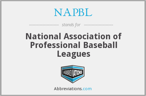 What does NAPBL stand for?