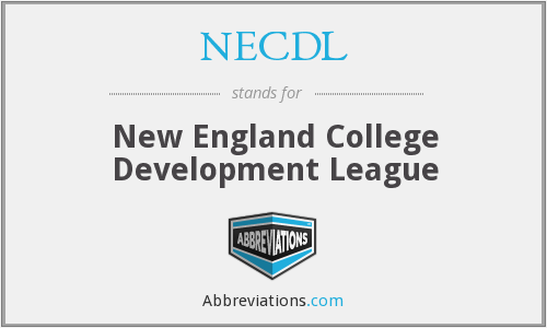 What does NECDL stand for?