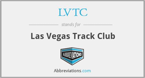 LVTC - Las Vegas Track Club