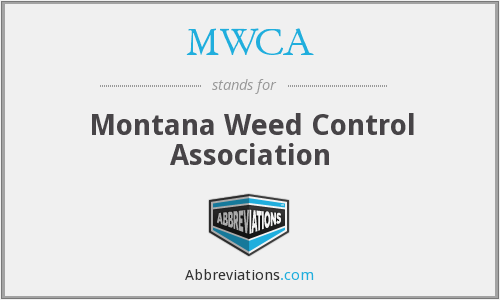What does MWCA stand for?