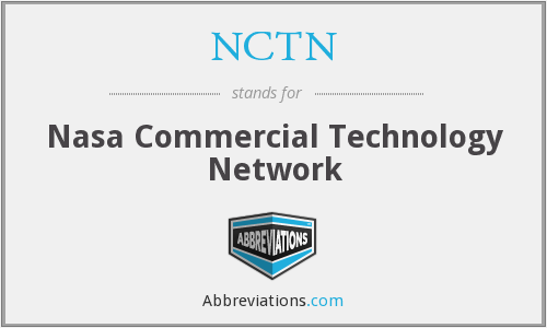 What does NCTN stand for?