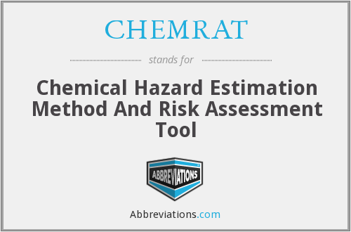 What does CHEMRAT stand for?