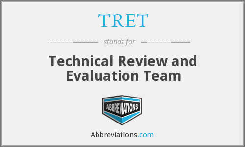 What does TRET stand for?