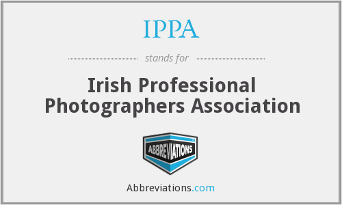 IPPA - Irish Professional Photographers Association