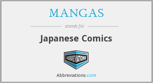 What does MANGAS stand for?