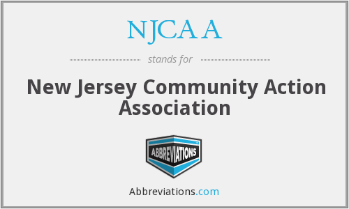 NJCAA - New Jersey Community Action Association