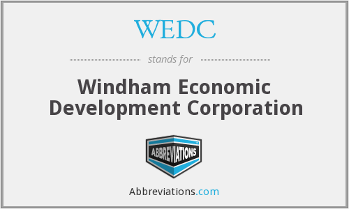 WEDC - Windham Economic Development Corporation