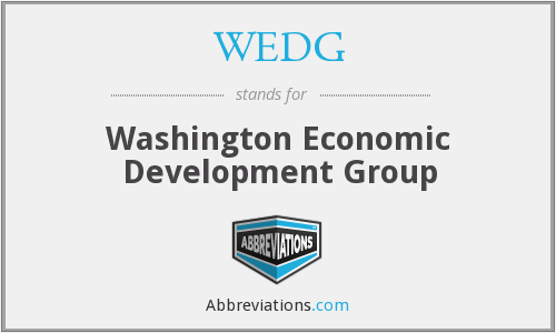WEDG - Washington Economic Development Group