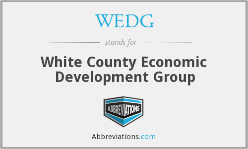 WEDG - White County Economic Development Group
