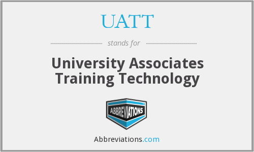 UATT - University Associates Training Technology