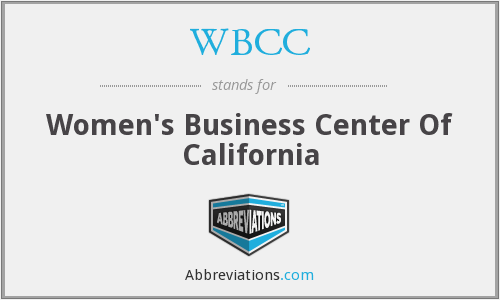 WBCC - Women's Business Center Of California