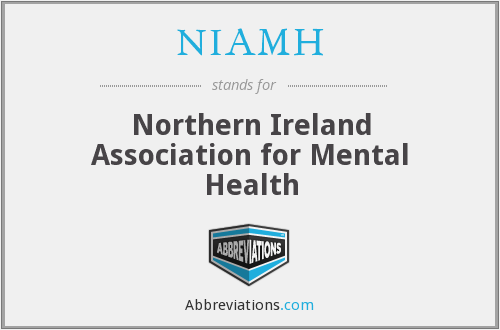 NIAMH - Northern Ireland Association for Mental Health