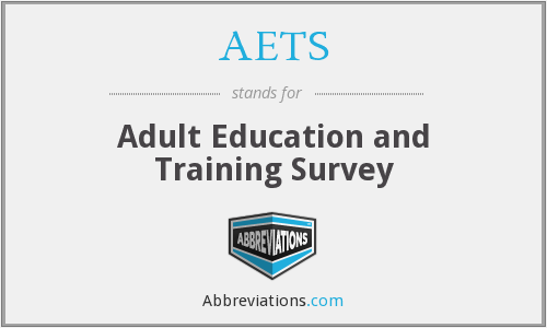 AETS - Adult Education and Training Survey