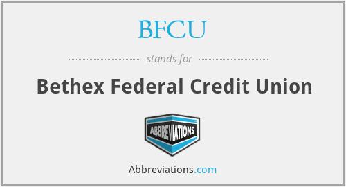 BFCU - Bethex Federal Credit Union