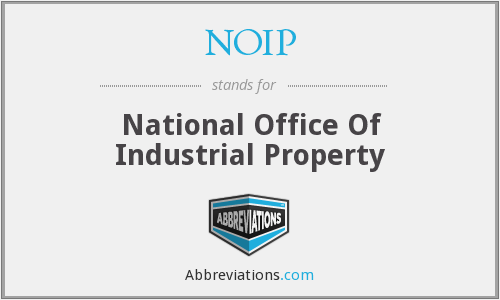 NOIP - National Office Of Industrial Property
