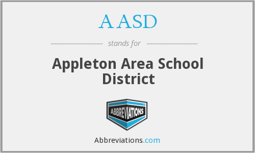 AASD - Appleton Area School District
