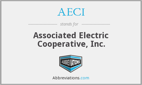 AECI - Associated Electric Cooperative, Inc.