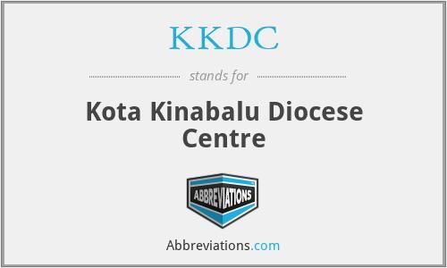 KKDC - Kota Kinabalu Diocese Centre