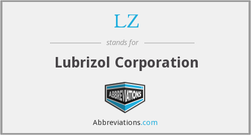 LZ - Lubrizol Corporation