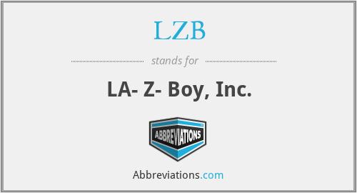 LZB - LA- Z- Boy, Inc.