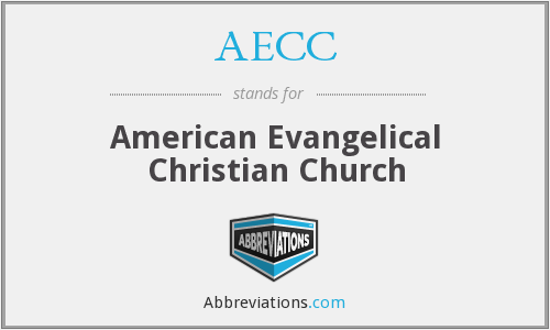 AECC - American Evangelical Christian Church