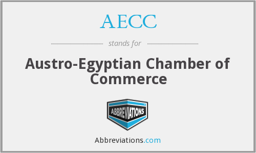 AECC - Austro-Egyptian Chamber of Commerce