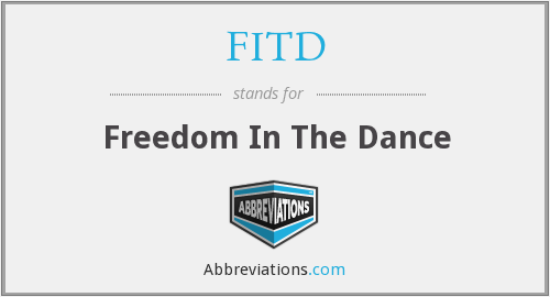 FITD - Freedom In The Dance