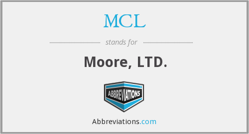 MCL - Moore, LTD.
