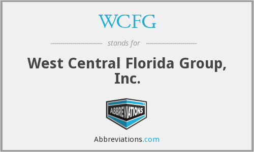 WCFG - West Central Florida Group, Inc.