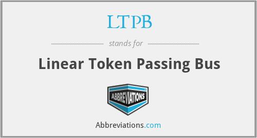 LTPB - Linear Token Passing Bus
